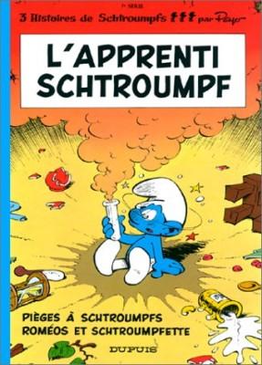 """Afficher """"Les Schtroumpfs. n° 7L'apprenti Schtroumpf"""""""