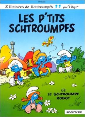 """Afficher """"Les Schtroumpfs n° 13 Les P'tits Schtroumpfs"""""""