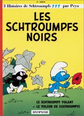 """Afficher """"Les Schtroumpfs n° 1 Les Schtroumpfs noirs"""""""