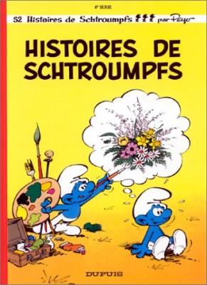 """Afficher """"Les Schtroupmfs n° 8 Les Schtroumpfs."""""""