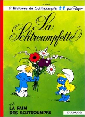 """Afficher """"Les Schtroumpfs n° 3 La Schtroumpfette"""""""