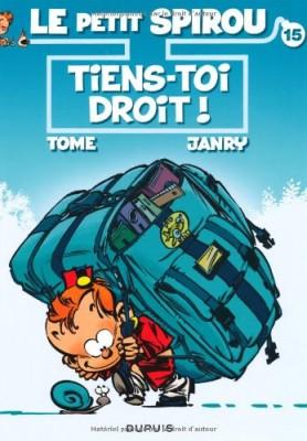"""Afficher """"Le Petit Spirou n° 15 Tiens-toi droit !"""""""