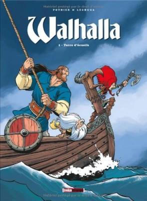 vignette de 'Walhalla n° 1<br /> Terre d'écueils (Nicolas Pothier)'