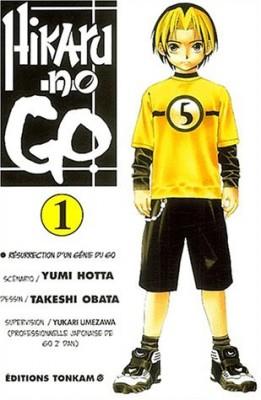 """Afficher """"Hikaru no go n° 1Résurrection d'un génie du go"""""""