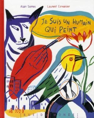 """Afficher """"Je suis un humain qui peint"""""""