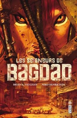 vignette de 'seigneurs de Bagdad (Les) (Brian K. Vaughan)'