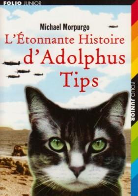 """Afficher """"L'étonnante histoire d'Adolphus Tips"""""""