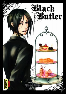 "Afficher ""Black Butler n° 2"""