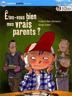 """Afficher """"Nico n° 4 Êtes-vous bien mes vrais parents ?"""""""