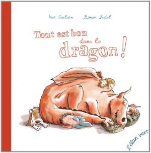 """Afficher """"Tout est bon dans le dragon !"""""""