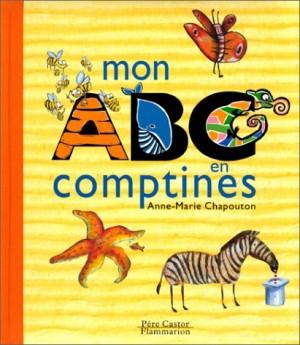 """Afficher """"Mon ABC en comptines"""""""