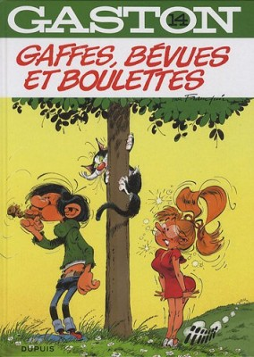 """Afficher """"Gaston n° 14 Gaffes, bévues et boulettes"""""""