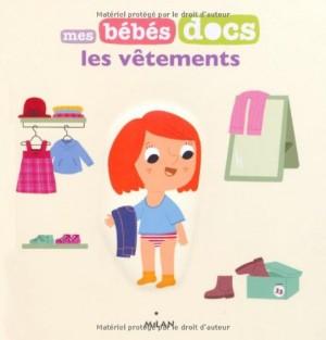 """Afficher """"Les vêtements"""""""