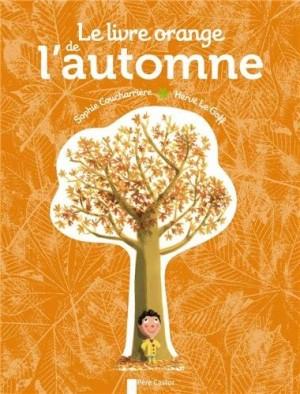"""Afficher """"Le livre orange de l'automne"""""""