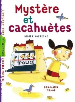 """Afficher """"Mystère et cacahuètes"""""""
