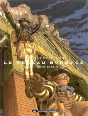 """Afficher """"Le réseau Bombyce n° 2Monsieur Lune"""""""