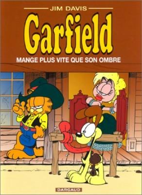 """Afficher """"Garfield n° 34 Garfield mange plus vite que son ombre"""""""