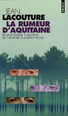 """Afficher """"La rumeur d'Aquitaine"""""""