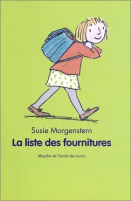 """Afficher """"La liste des fournitures"""""""