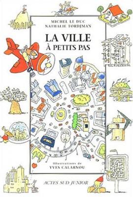 """Afficher """"La Ville à petits pas"""""""