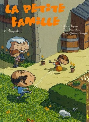 """Afficher """"La Petite famille n° 2 Biquet"""""""