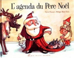 """Afficher """"Agenda du Père Noël (L')"""""""