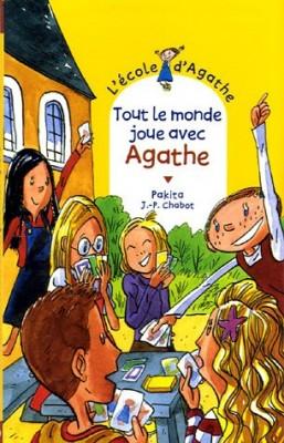 """Afficher """"L'Ecole d'Agathe n° 40 Tout le monde joue avec Agathe"""""""