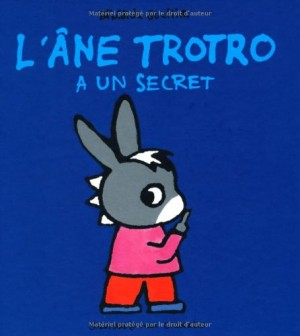 "Afficher ""L'âne Trotro n° 24L'âne Trotro a un secret"""