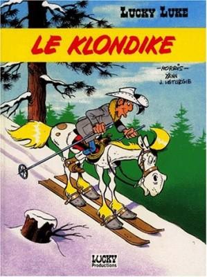 """Afficher """"Lucky Luke n° 70 Le Klondike"""""""