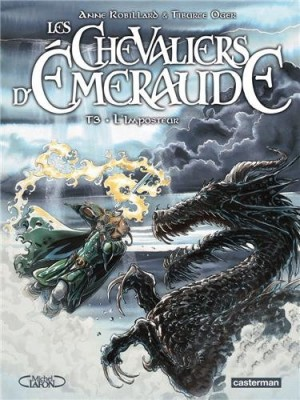"""Afficher """"Les Chevaliers d'Émeraude - BD n° 03 L'Imposteur"""""""