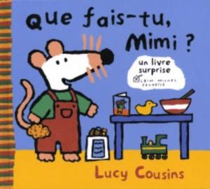 vignette de 'Que fais-tu, Mimi ? (Cousins, Lucy)'