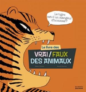 """Afficher """"Vrai-faux des animaux"""""""