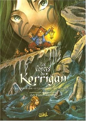 """Afficher """"Les Contes du Korrigan n° 3 Les Fleurs d'écume"""""""