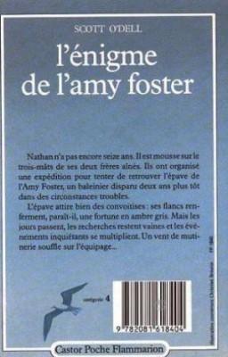 """Afficher """"L'Énigme de l'""""Amy Foster"""""""""""