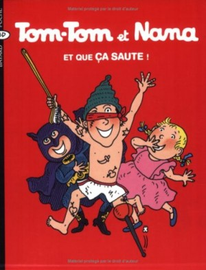 "Afficher ""Tom-Tom et Nana n° 12 Et que ça saute !"""