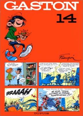 """Afficher """"Gaston, tome 14"""""""