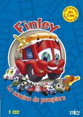 """Afficher """"Finley - Le camion de pompier - Vol. 1"""""""