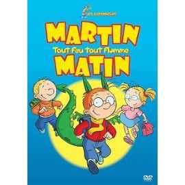 """Afficher """"Martin Matin : Tout feu tout flamme"""""""
