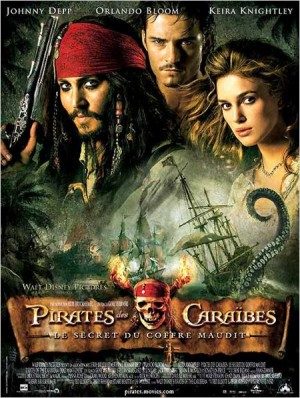 "Afficher ""Pirates des Caraïbes, le secret du coffre maudit"""