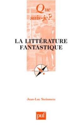 """Afficher """"littérature fantastique (La)"""""""