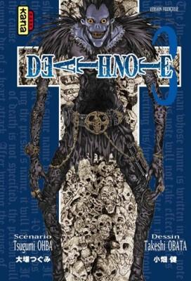 """Afficher """"Death note n° 3"""""""