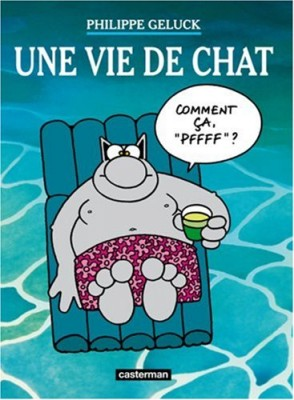 """Afficher """"le Chat n° 15 Une vie de chat"""""""