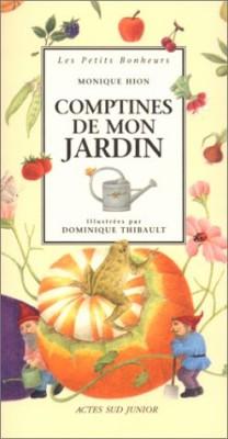 """Afficher """"Comptines de mon jardin"""""""
