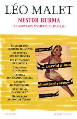 """Afficher """"Nestor Burma n° 2 Les nouveaux mystères de Paris"""""""