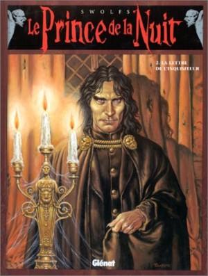 """Afficher """"Le prince de la nuit n° 2La lettre de l'inquisiteur"""""""