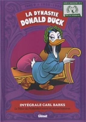 """Afficher """"La dynastie Donald Duck n° 9 Le trésor du Hollandais volant"""""""