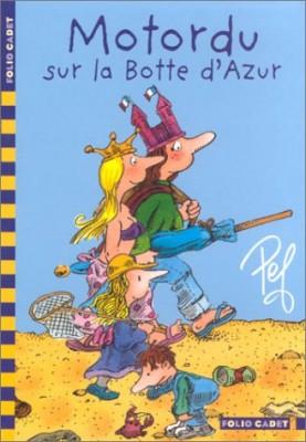 """Afficher """"Les aventures de la famille Motordu Motordu sur la Botte d'Azur"""""""