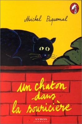 """Afficher """"Un chaton dans la souricière"""""""