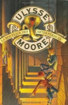 """Afficher """"Ulysse Moore n° 2 La boutique des cartes perdues"""""""