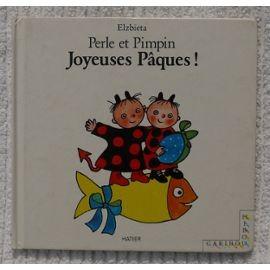 """Afficher """"Perle et Pimpin n° [1]Joyeuses Pâques !"""""""